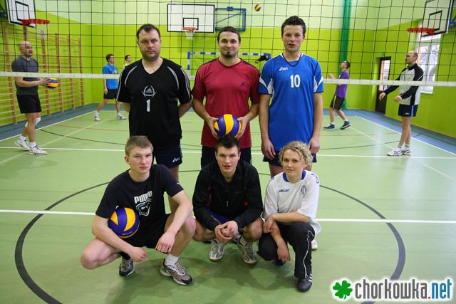 turniej sołectw drużyna
