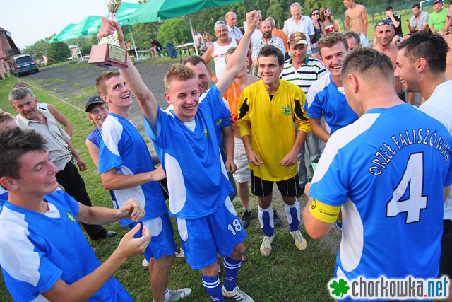 Turniej o Puchar Wójta Gminy Chorkówka 2012