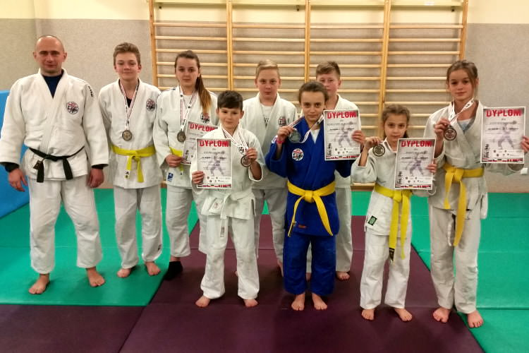 Turniejowy weekend z judo